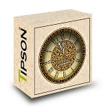 TIPSON Dream Time - Clock Gold plech 30g