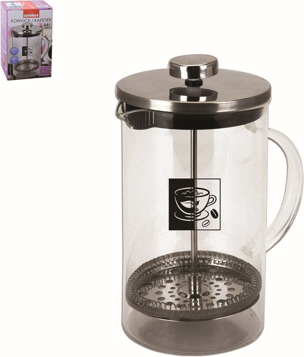 French press 0,6 l Kafetier