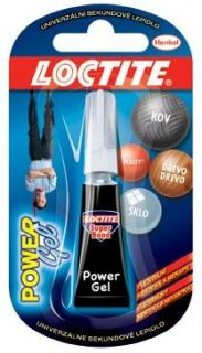 Lepidlo Loctite Power Gel 2 g