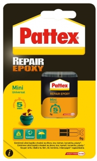 Lepidlo Pattex Epoxy Repair Mini Universal 6 ml